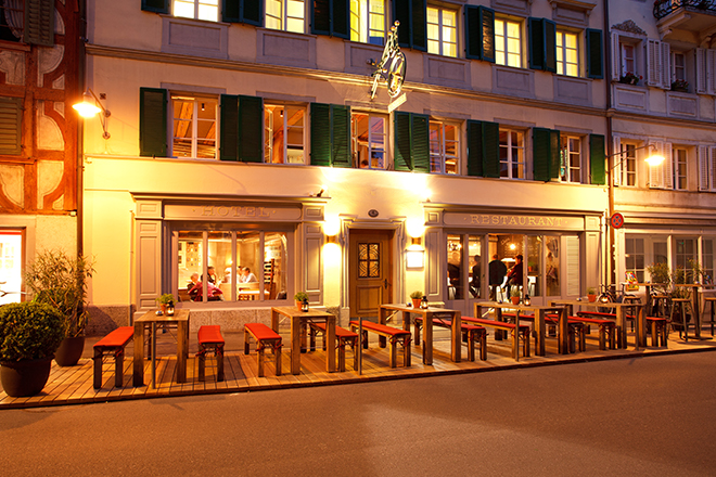 Hotel Restaurant STERN Lucerne travel by car