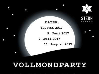 Vollmondparty - Jatzhütte meets Stern Luzern
